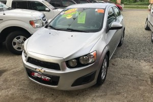 Chevrolet Sonic LT 2013