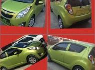 Chevrolet Spark 2012 recién importado