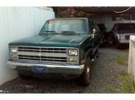 Chevrolet Suburban 88