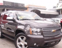 Chevrolet Tahoe LTZ 2010