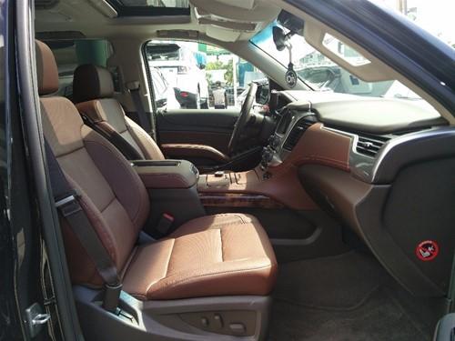 Chevrolet Tahoe LTZ 2017