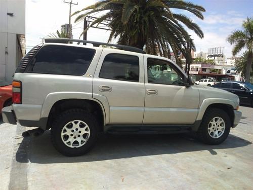 Chevrolet Tahoe Z71 2004