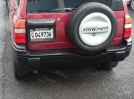 Chevrolet Tracker 2000 negociable