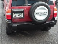 Chevrolet Tracker 2000 negociable