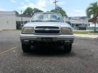 Chevrolet Tracker 2001 4x4