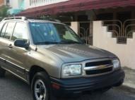 Chevrolet Tracker 2002 excelentes condiciones