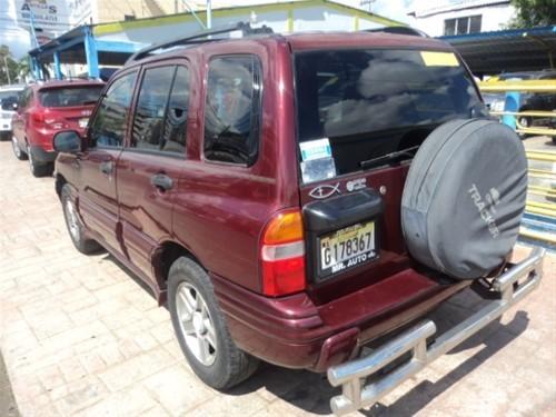 Chevrolet Tracker 2003