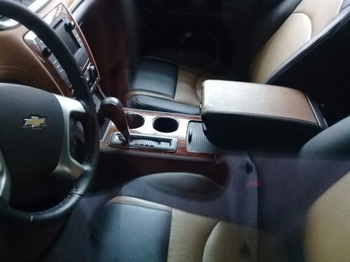 Chevrolet Trail blazer LTZ 2014