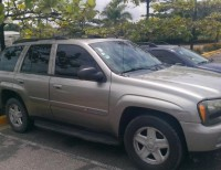 Chevrolet TrailBlazer 2002 LTZ