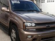 Chevrolet Trailblazer 2002 LT Gas y gasolina