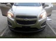 Chevrolet Trax LT 2013 garantia de la casa