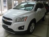 Chevrolet Trax LTZ 2013