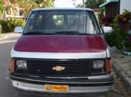 Chevrolet astro 1990