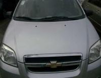 Chevrolet aveo 2008 dorado