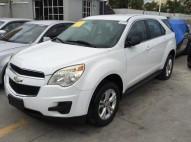 Chevrolet equinox 2011 recien importada
