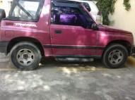 Chevrolet geo 1993 tracker morado