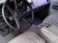 Chevrolet silverado 94 negra