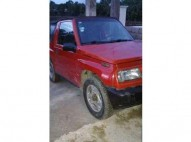 Chevrolet tracker 97