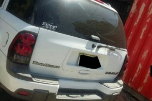 Chevrolet trail blazer 2002 LT 4x4x luces de xenon