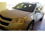 Chevrolet traverse 2010 gris