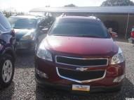 Chevrolet traverse 2010 rojo
