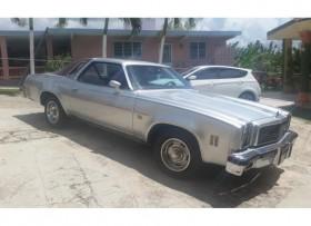 Chevrolet -Malibu1976