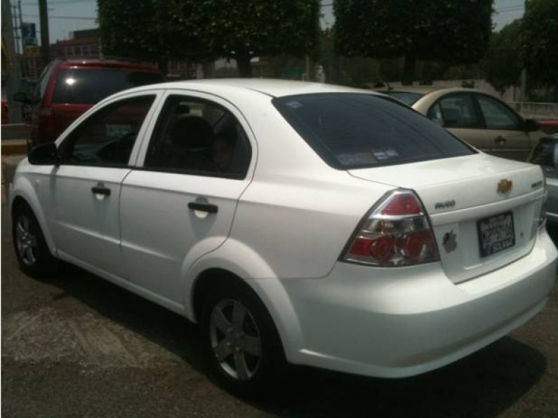 Chevrolet AVEO 2008 URGE VENDER