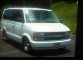 Chevrolet Astro Van