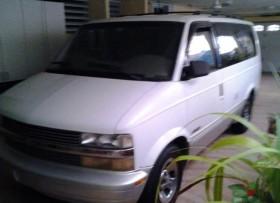 Chevrolet Astro van pasajero 2300