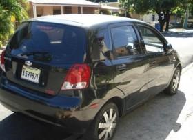Chevrolet Aveo 2006 LS Negro