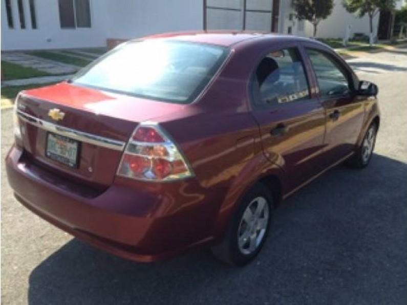 Chevrolet Aveo 2011 -Gran oportunidad