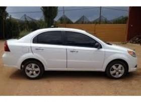 Chevrolet Aveo 2012 excelentes condiciones