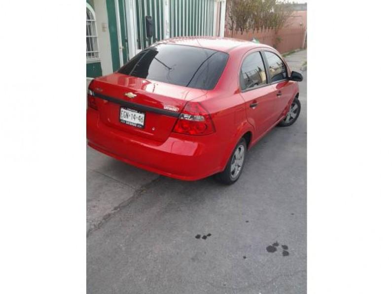 Chevrolet Aveo 2013 Sedan