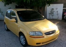 Chevrolet Aveo HACHTBACK LS 2007