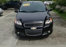 Chevrolet Aveo LT 2014