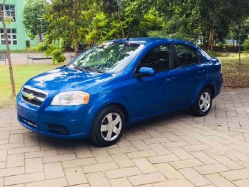 Chevrolet Aveo LT Americano 2011