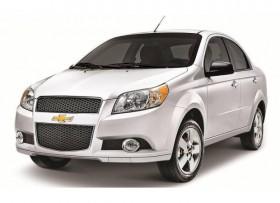 Chevrolet Aveo Taxi DF Sin checar buró de crédito