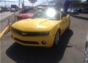 Chevrolet Camaro Convertible 2013