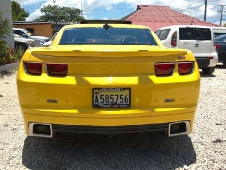 Chevrolet Camaro S S 2011