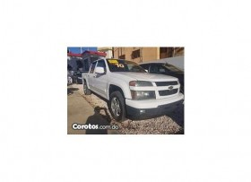 Chevrolet Colorado 2010 Blanca