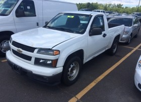 Chevrolet Colorado 2011
