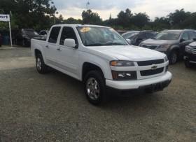 Chevrolet Colorado 2012