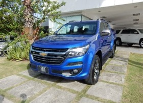 Chevrolet Colorado LT W1LT 2018