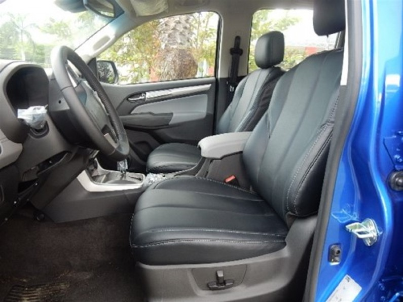 Chevrolet Colorado Z71 2018 azul