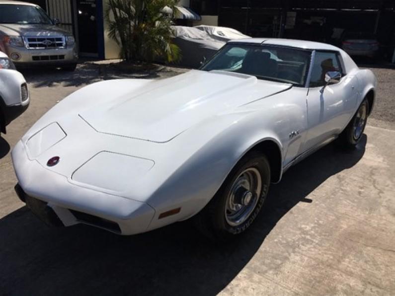 Chevrolet Corvette Stingray 1976