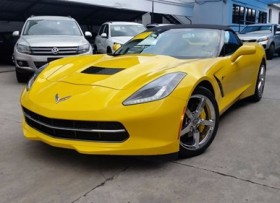 Chevrolet Corvette Stingray 2014