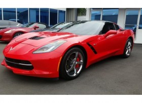 Chevrolet Corvette Stingray 2lt 2014