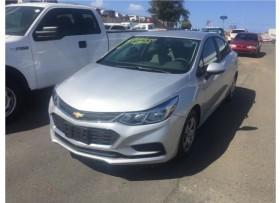 Chevrolet Cruze 2016 Como Nuevo