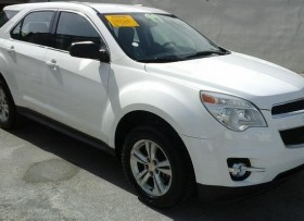 Chevrolet Equinox 2011 Blanco