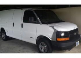 Chevrolet Express 2500